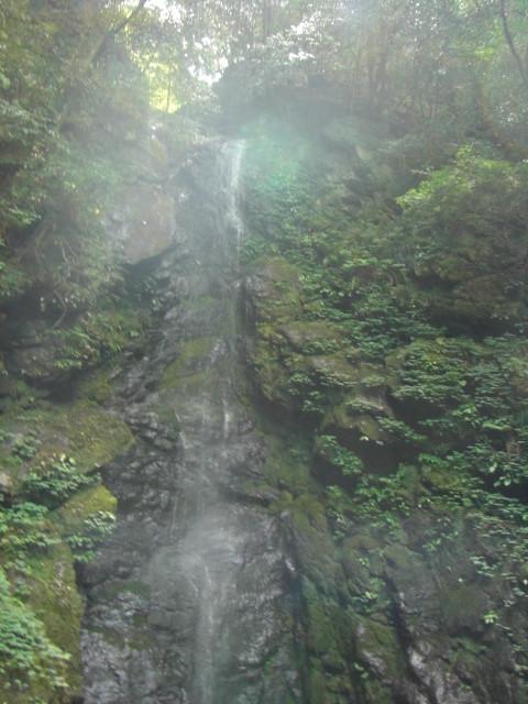 神山 雨乞いの滝 雄滝