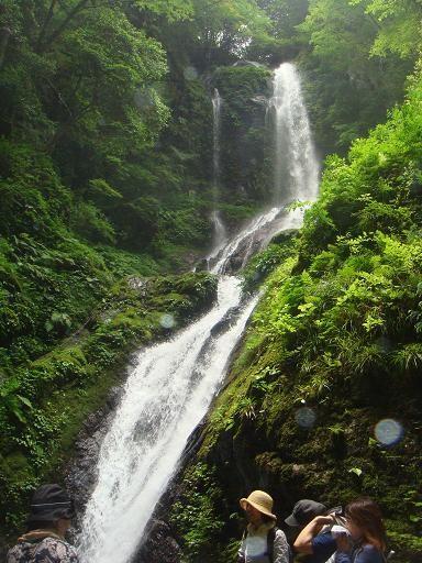 神山 雨乞いの滝