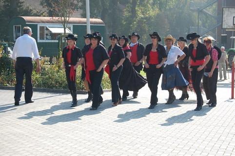 Line Dance Erntekorso Hesel