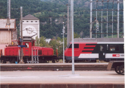 SBB intercitytrein