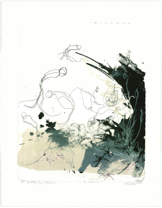 """""""brutwache""""  65x50cm  2009"""