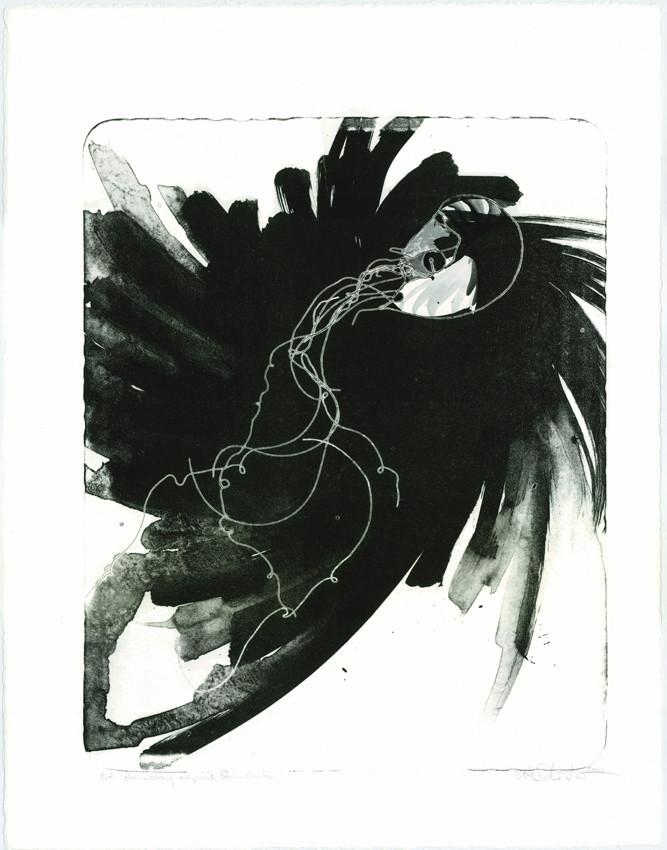 """""""perlboot""""  65x50cm  2011"""