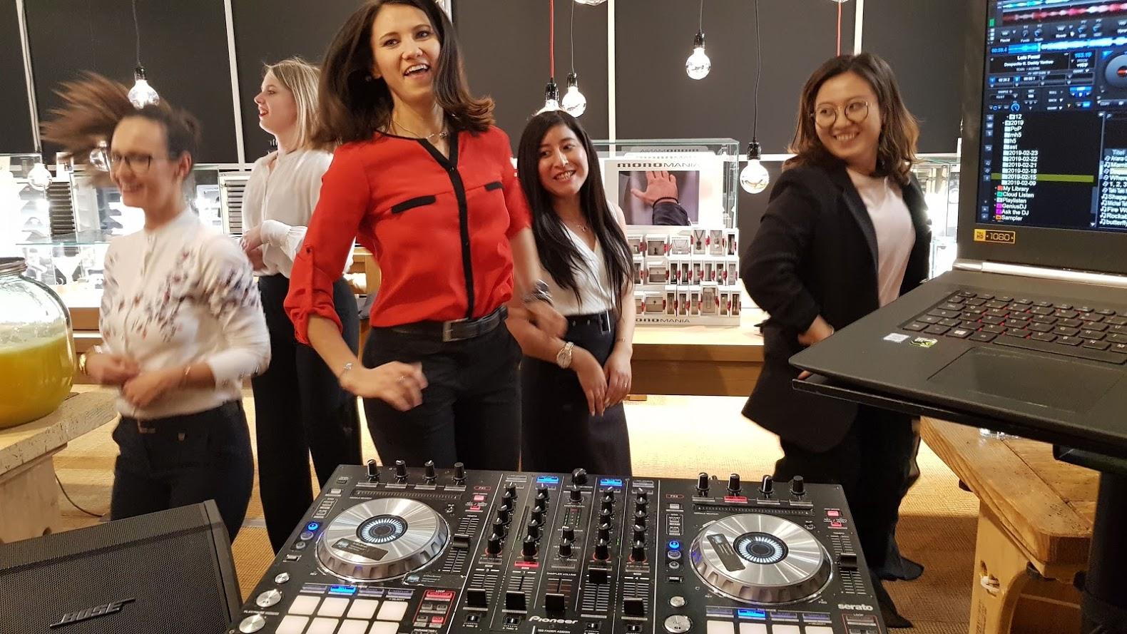 Team Party @ Inhorgenta
