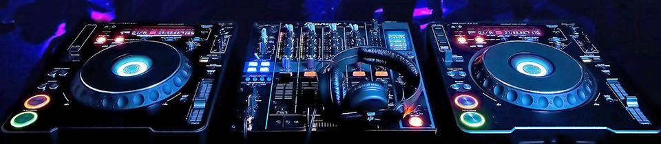 Immer dabei - das Profi DJ Equipment von Pioneer