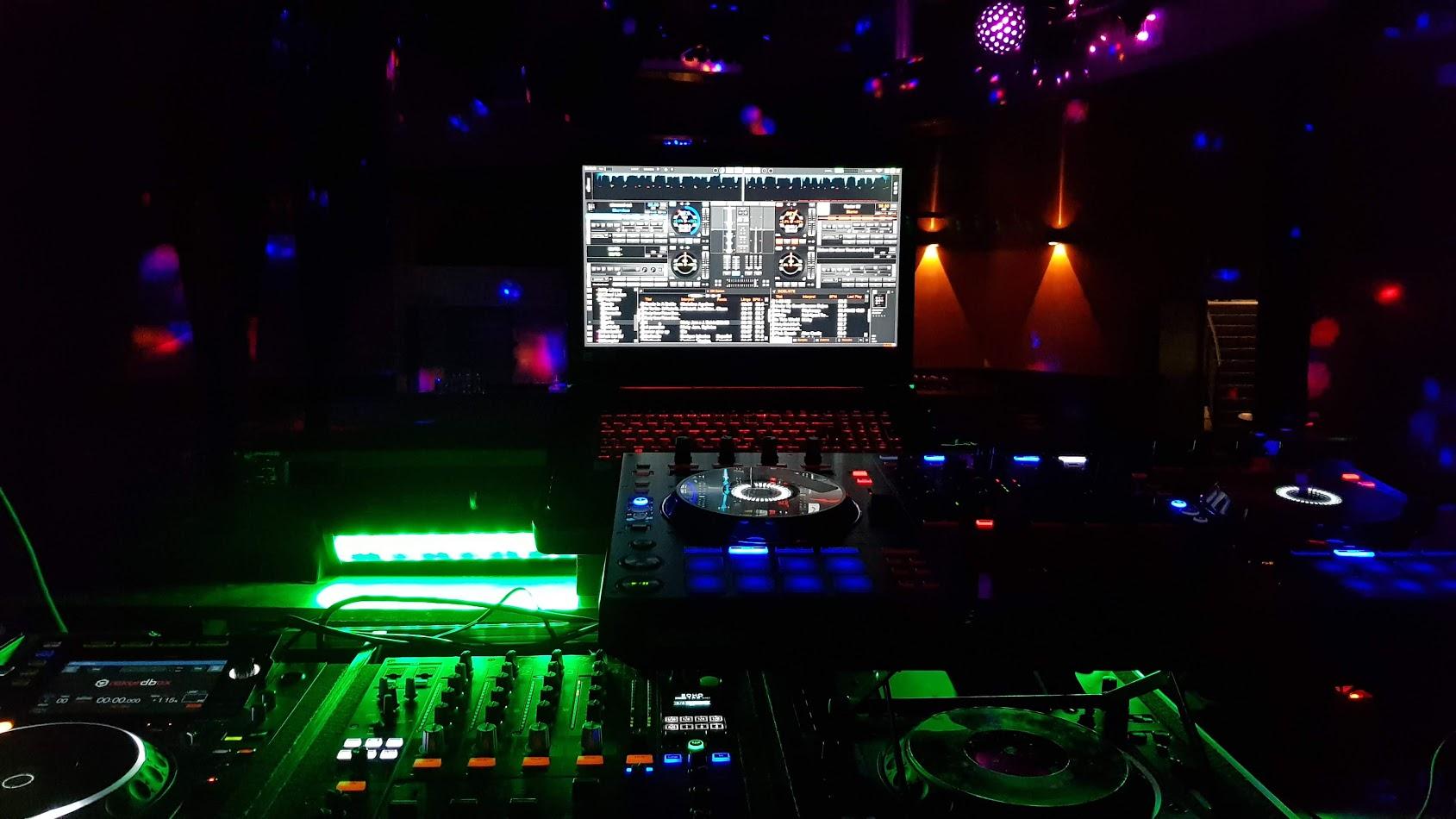 Club DJing Madrid