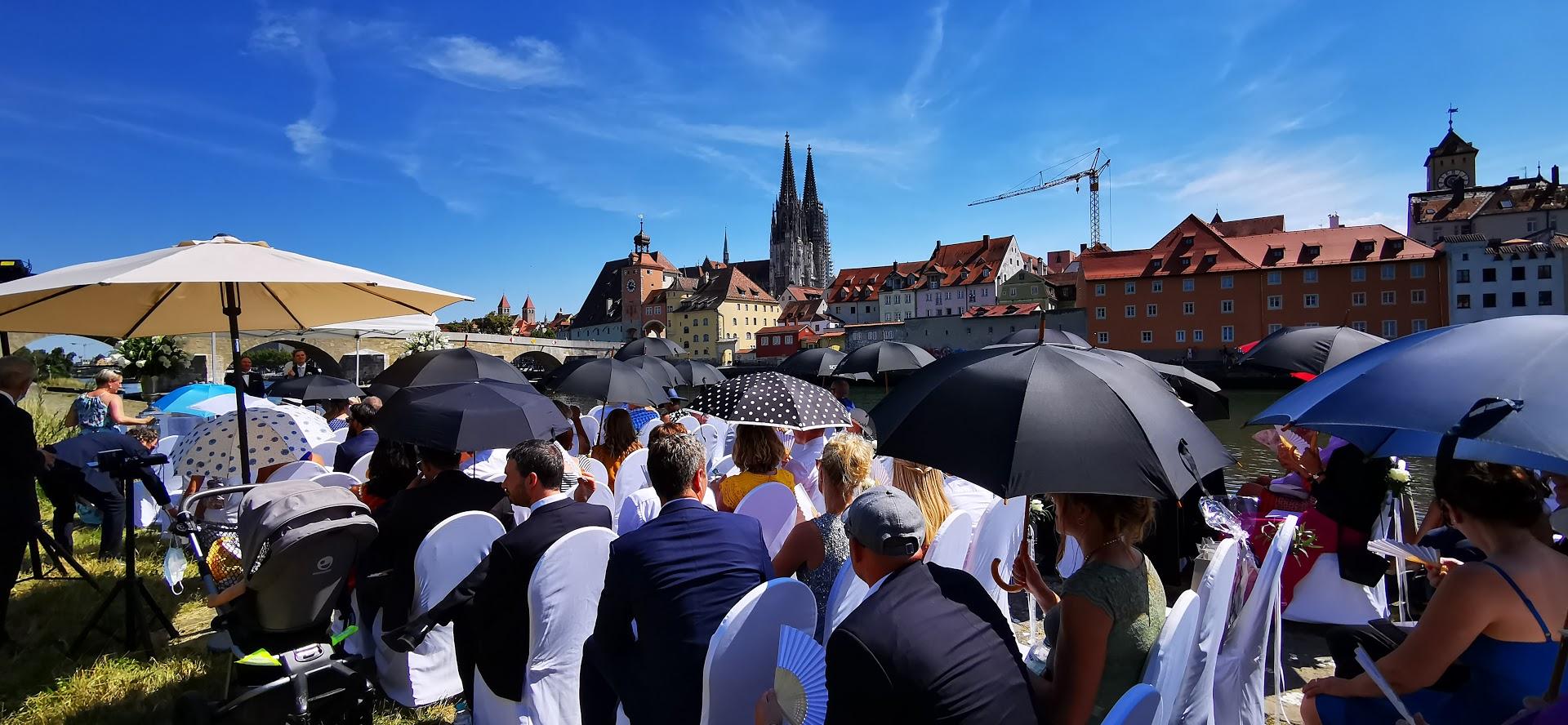 Hochzeit in Regensburg - Aug. 20