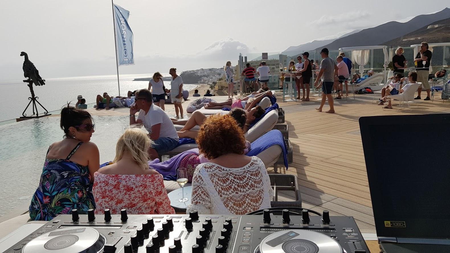 Rooftop Lounge @ Robinson Club Fuerteventura