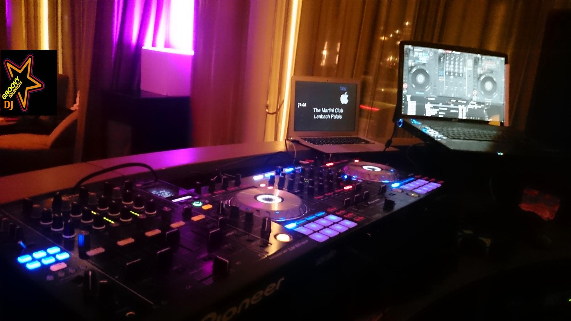 Finest DJ Equipment - high end DJ Controller