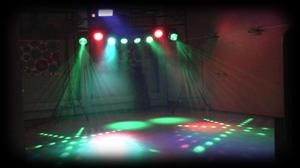 LED Beratung nebenbei vom Discjockey