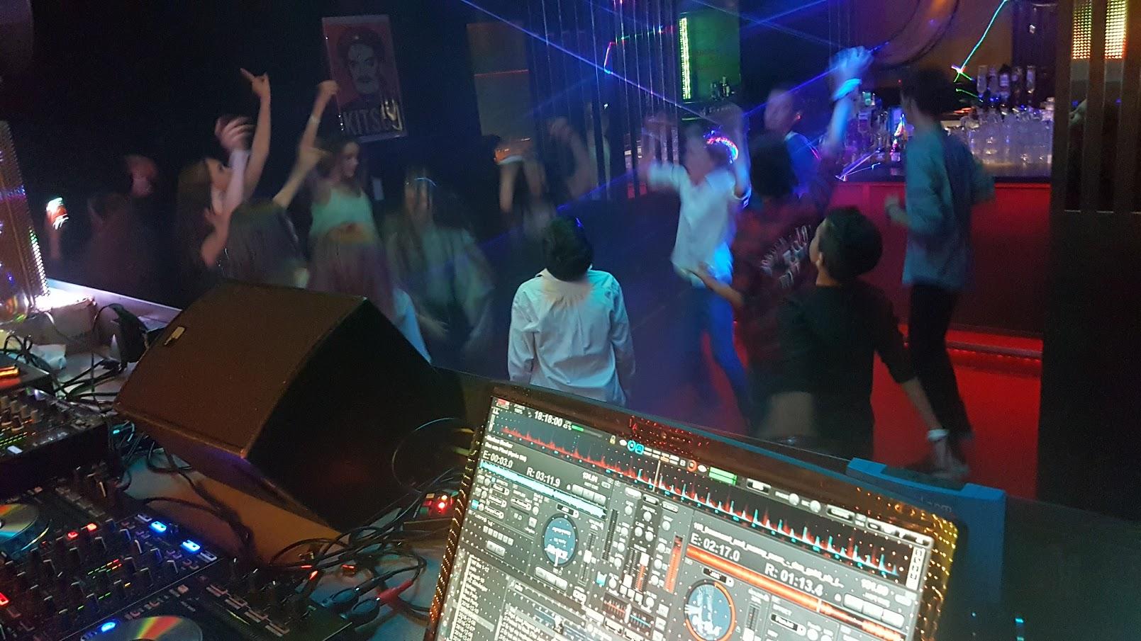 Teenager Party im Club Helene Schwabing - Feiern wie die Großen ...