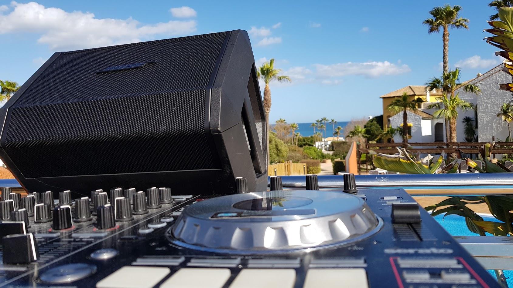 DJing @ Aldiana Resort Andalusia