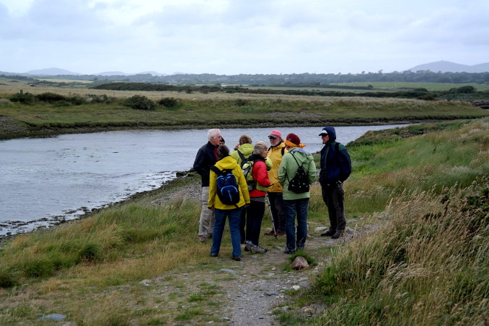 Walking tours on the Llyn peninsula
