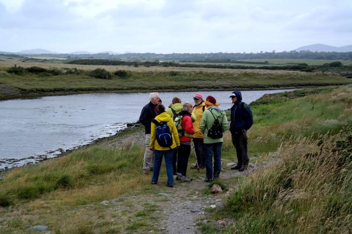 Walking tours on the Llyn peninsula