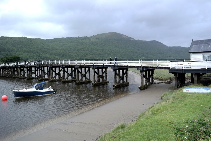 Post-Festival excursions: Barmouth estuary