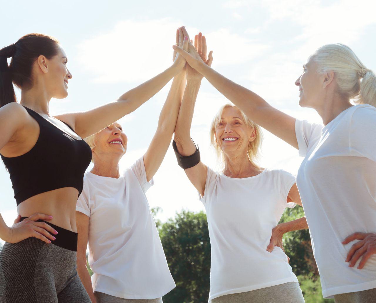 Wer strebt nicht nach einer guten körperlichen Verfassung und will frei von Schmerz und Beschwerden sein?