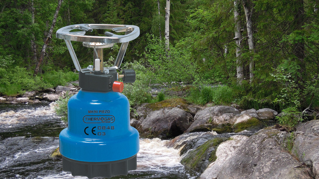GASKOCHER für Anstech-Gaskartuschen