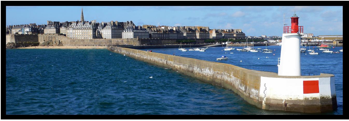 Saint Malo + Môle