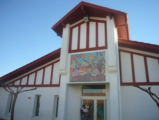Crèche de St Pée Sur Nivelle - Bâtiment principal