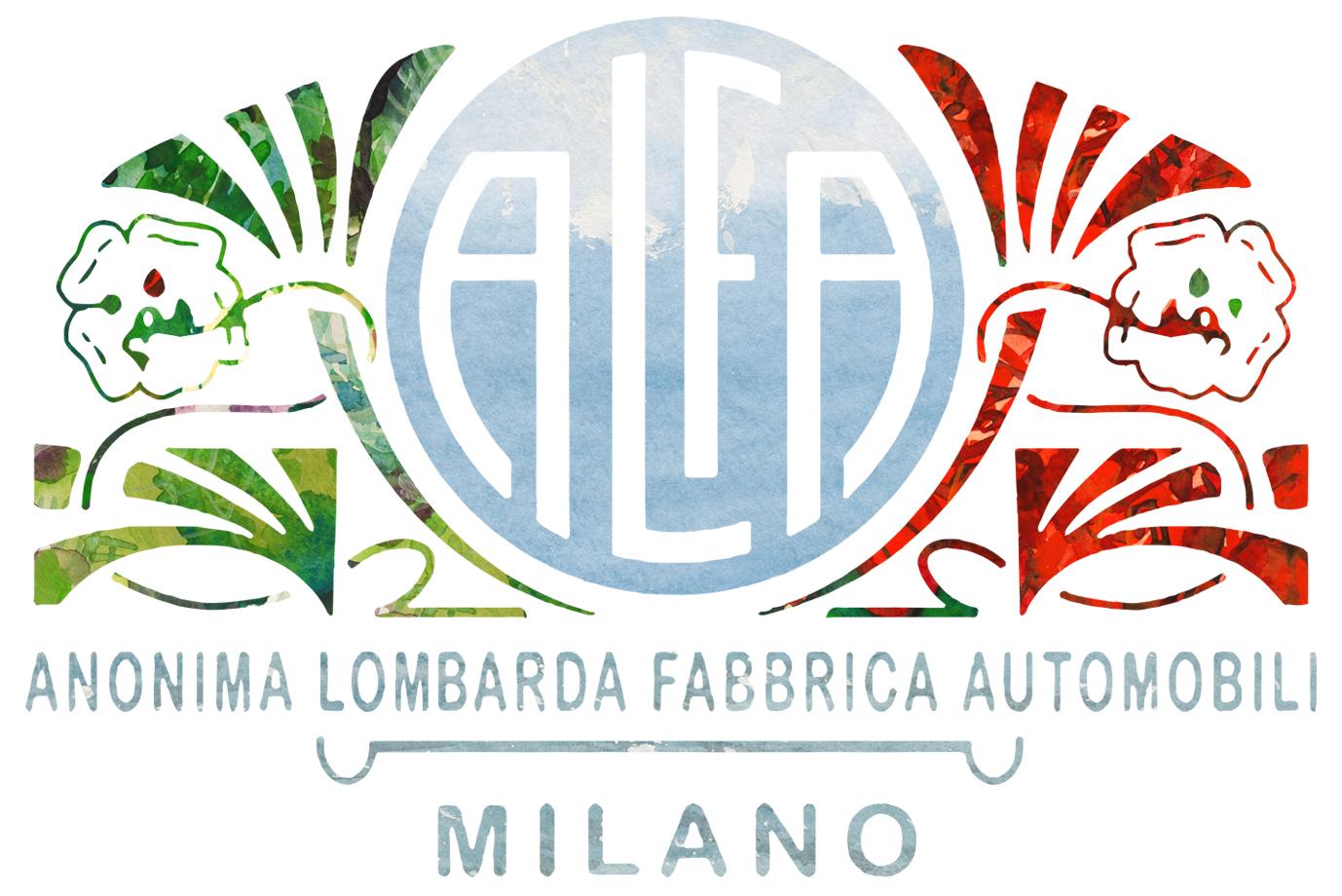 Illustration Alfa Romeo