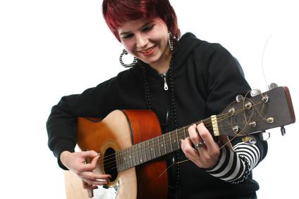 Gitarre, Lernen, Unterricht