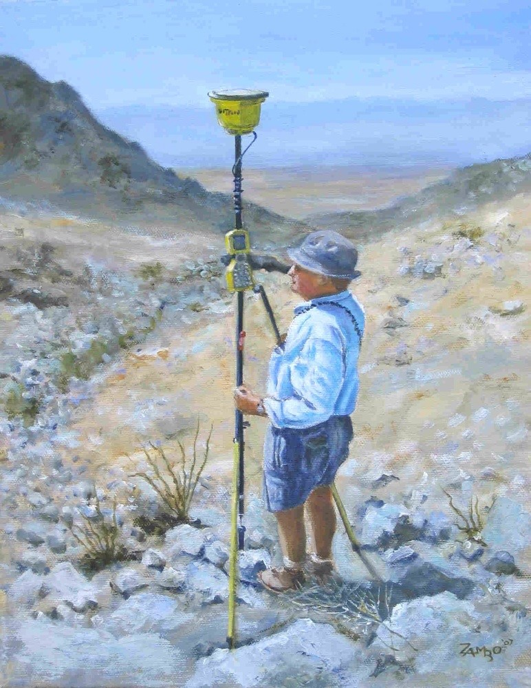 """The Surveyor"""