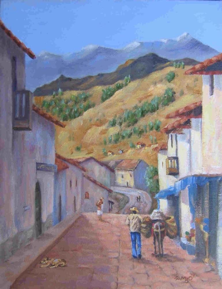 """""""Peru View"""""""