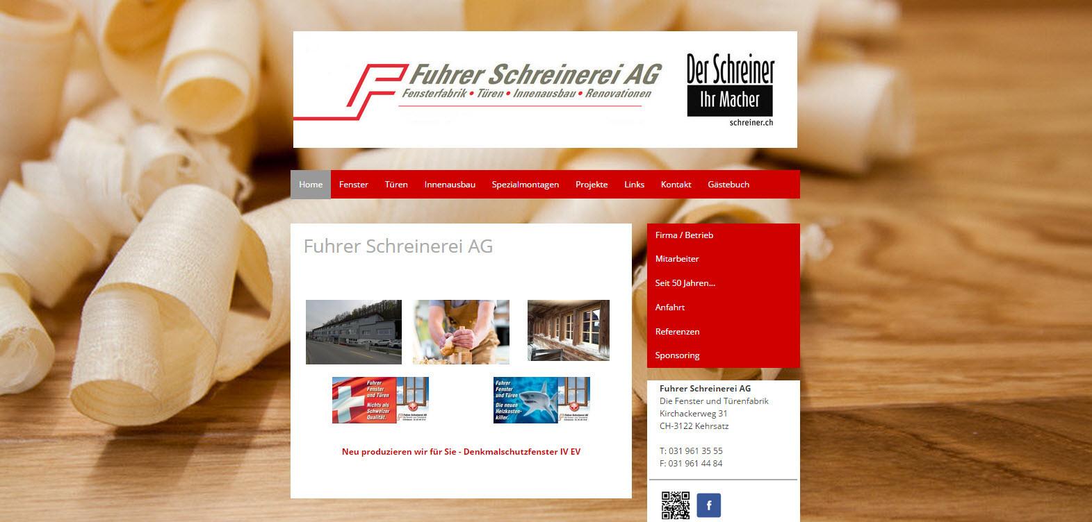 www.fuhrerschreinerei.ch