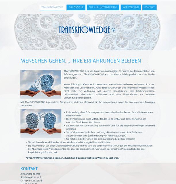 www.transknowledge.ch