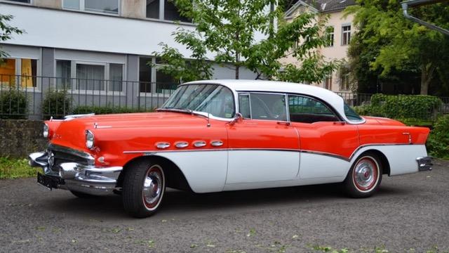 Buick Roadmaster, Bj 1956, guter Zustand, € 37.500,00