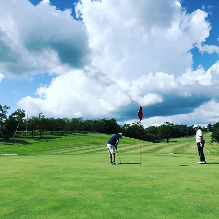避暑地でゴルフしませんか?