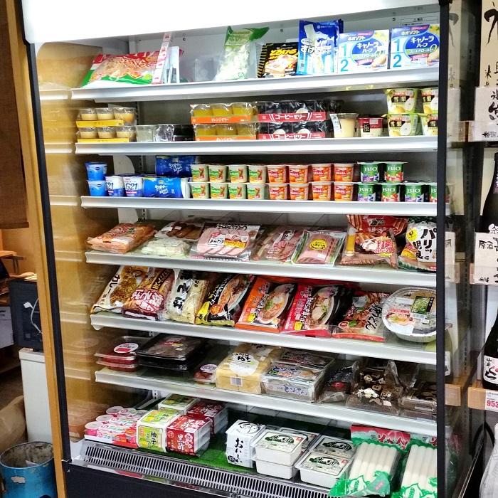 取扱品目:卵・豆腐・ハムなどのチルド商品