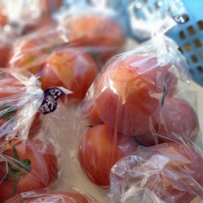 飛騨あさひはトマトが旨い!