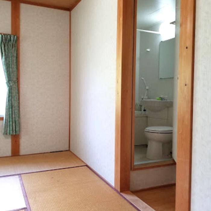 トイレ・バス全部屋完備