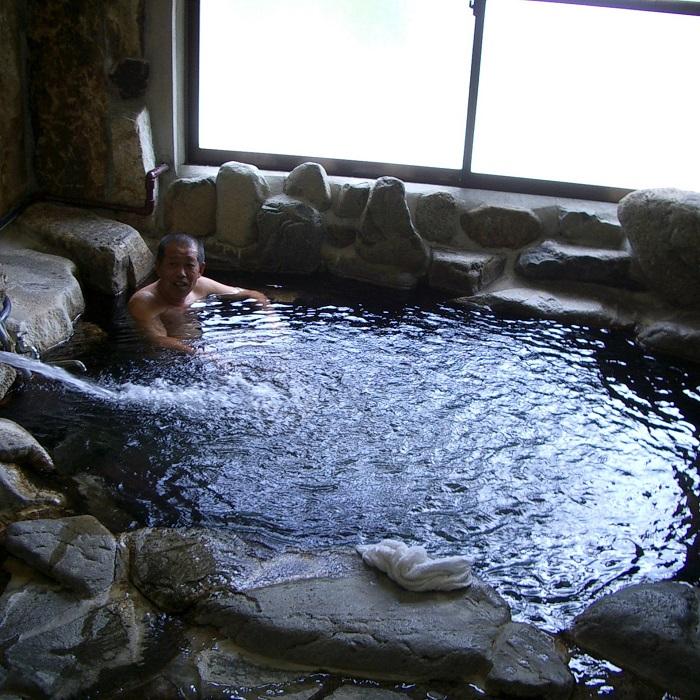 温泉宿 何度でも入浴OK