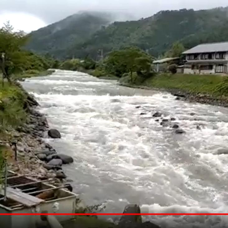 8月15日河川状況