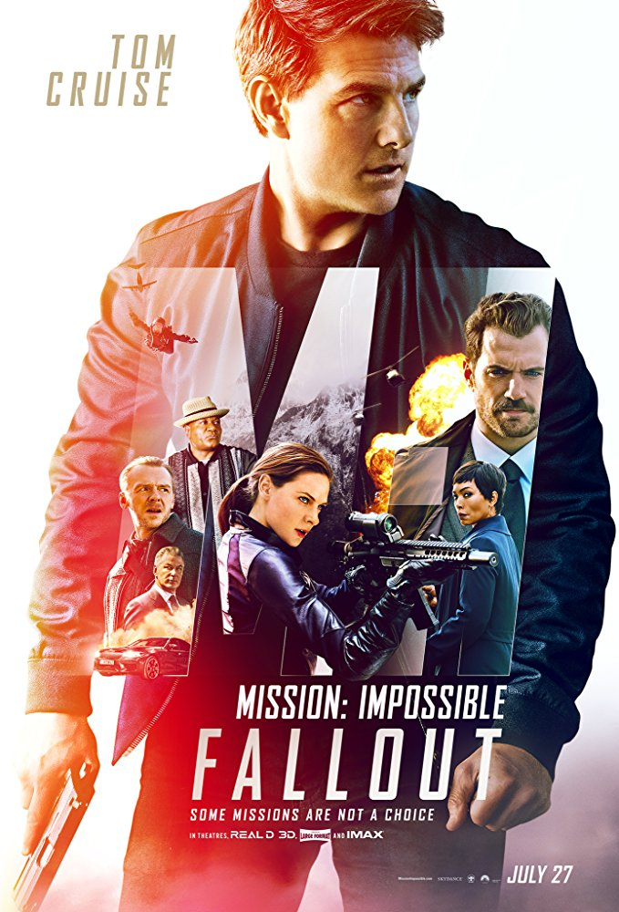 1 | Mission: Impossible - Fallout
