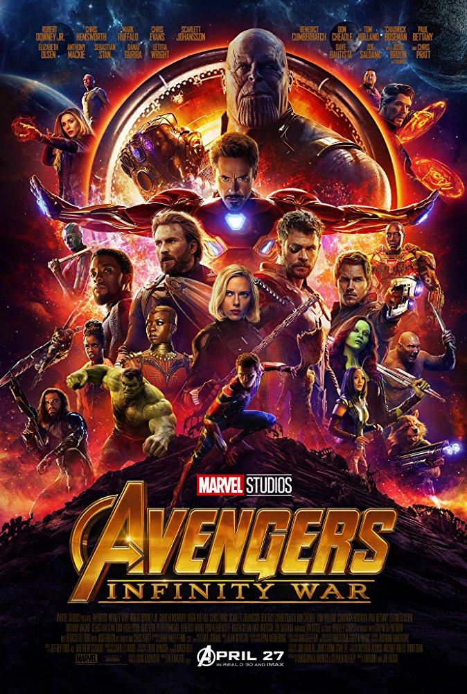 5 | Avengers: Infinity War