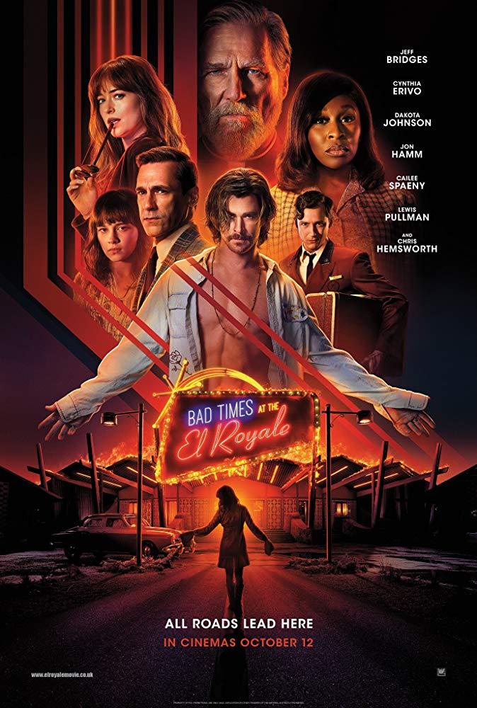 12 | Bad Times at the El Royale