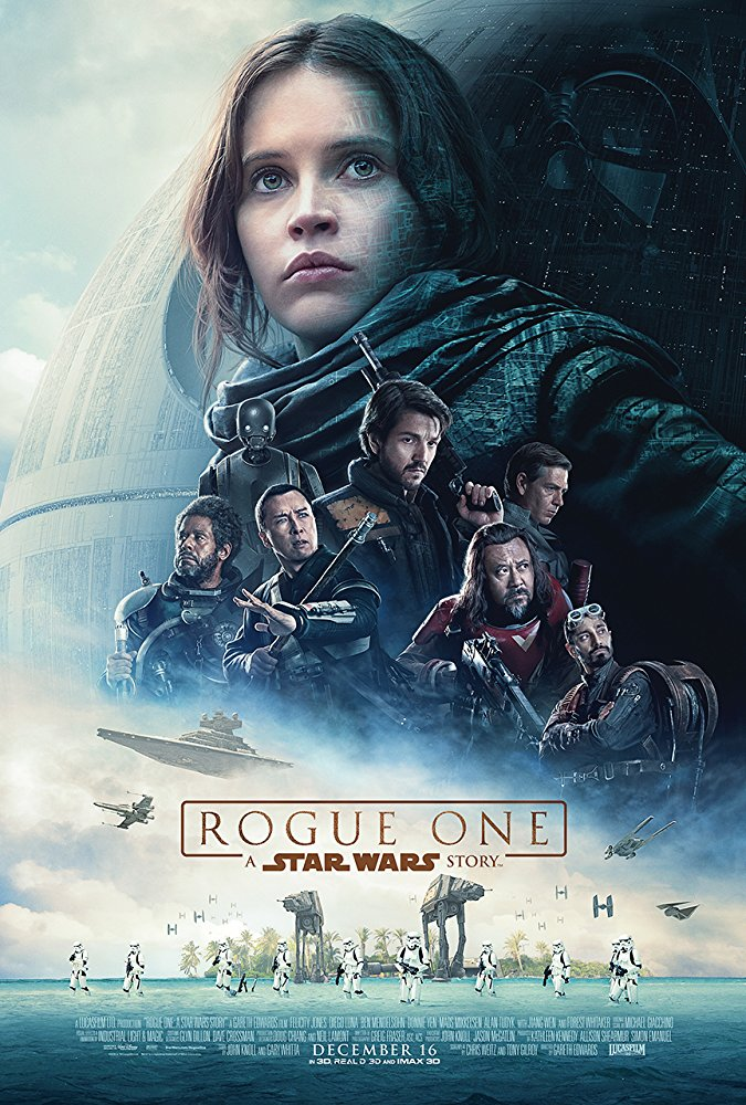 2016 | Rogue One: A Star Wars Story