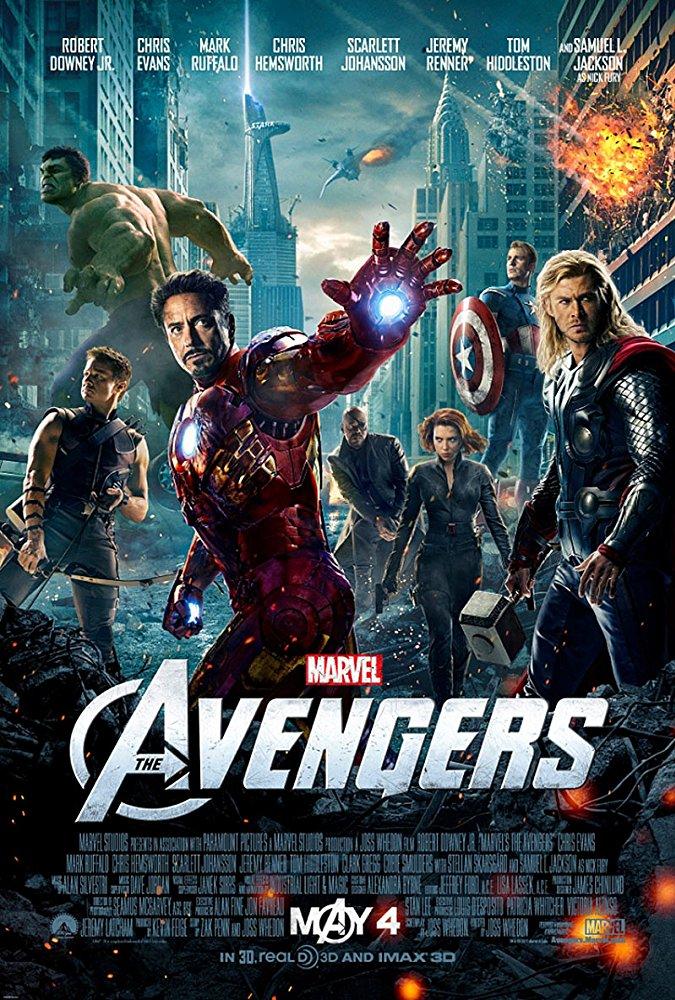 2012 | The Avengers