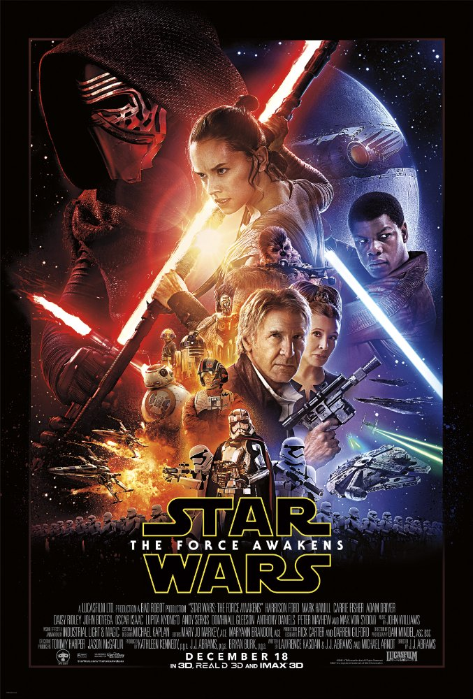 2015 | Star Wars: The Force Awakens