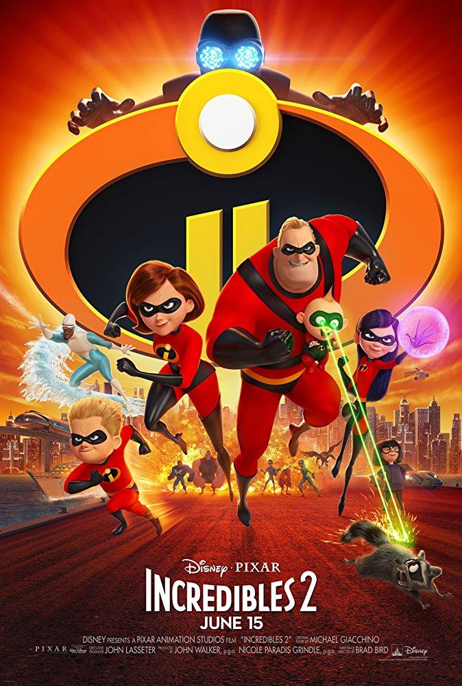 4 | Incredibles 2