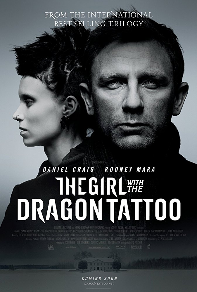 2011 | The Girl with the Dragon Tattoo