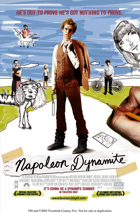 2004 | Napoleon Dynamite