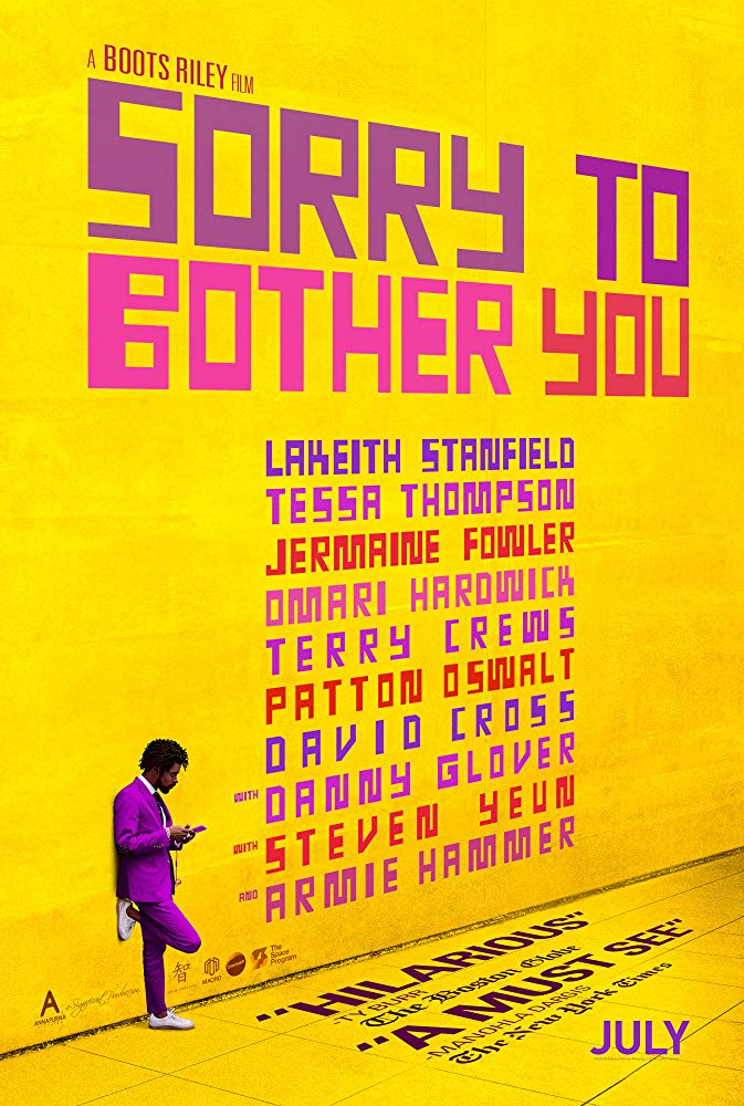 6 | Sorry to Bother You