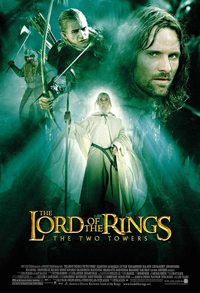 2002 | The Lord of the Rings: The Two Towers