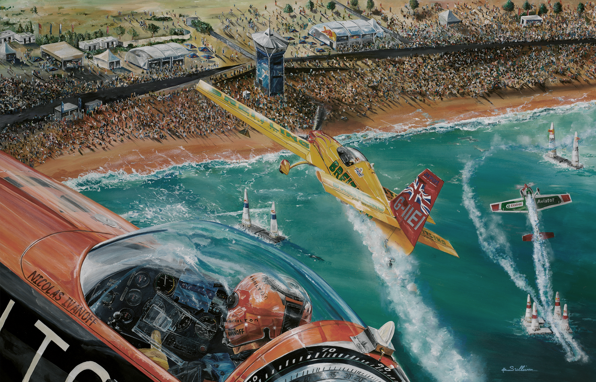 Sullivan_RedBullAirRace_Event_Art