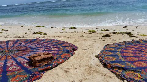 Bali vakantie Roundies
