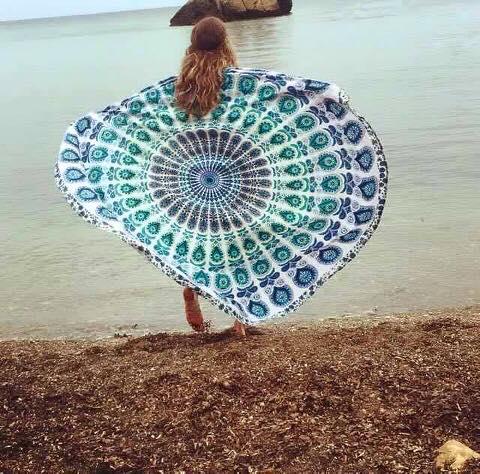 Ibiza Ocean Roundie strand