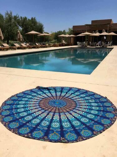 zwembad roundie Bohemida